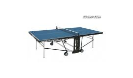 Теннисный стол (для помещений) Indoor Roller 900 синий