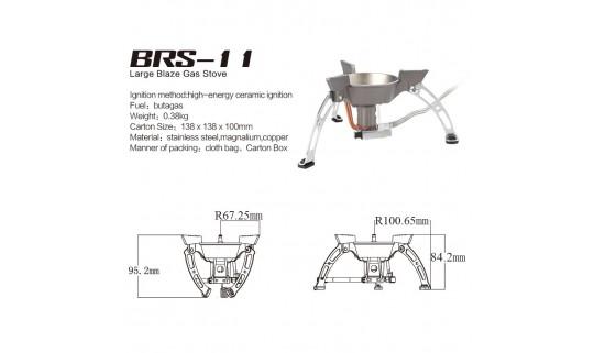 Газовая горелка BRS-11