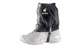 Бахилы Deuter Boulder Gaiter Short, черный