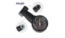 Манометр велосипедный GIYO GG-02
