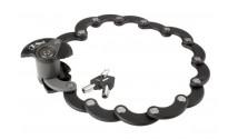 Замок M-Wave Folding Disc Lock F600D (230196) вело/мото, 14 пластин, длина 600мм