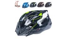 Шлем Moon MB11 черный/зеленый