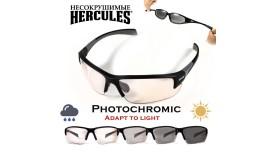 Очки Global Vision Hercules - 7 Black (фотохром)