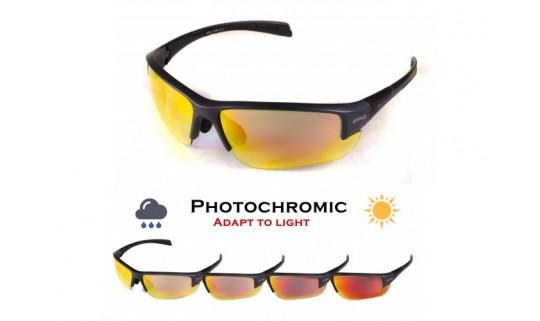 Очки Pyramex Hercules - 7 (G-Tech™ red фотохром)