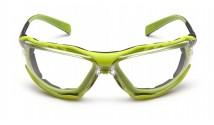 Очки Pyramex Proximity Lime (прозрачный)