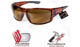Очки Pyramex BABE WINKELMAN EDITION 3 POLARIZED (BROWN)