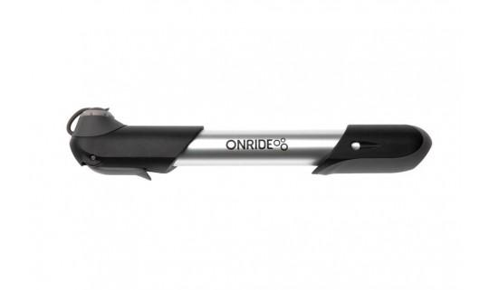 Насос компактный ONRIDE Wind алюминиевый телескопический