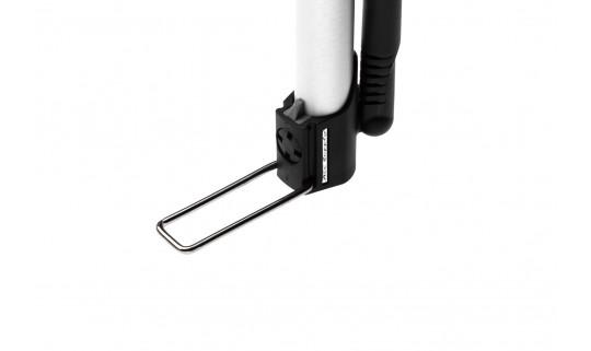 Насос компактный ONRIDE Power алюминиевый со шлангом и подножкой