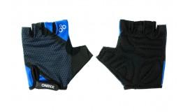Перчатки ONRIDE TID цвет черный/синий