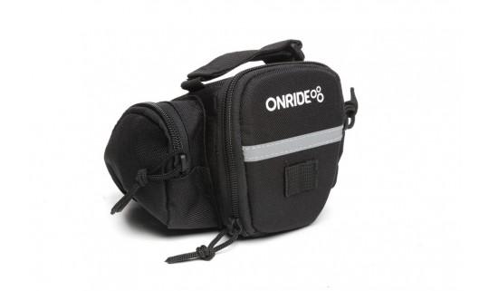 Сумка подседельная OnRide OnRide Seat D Strap (объем 1,2 л) черный