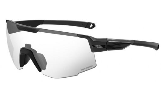 Очки R2 Edge AT101D черный / белый с фотохромные линзой Grey (Cat.0-3)