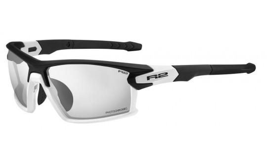 Очки R2 Eagle AT102C черный/белый  фотохромными линзами Grey (Cat.0-3)