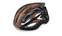 Шлем R2 Evo 2.0 черний/бронзовый матовый