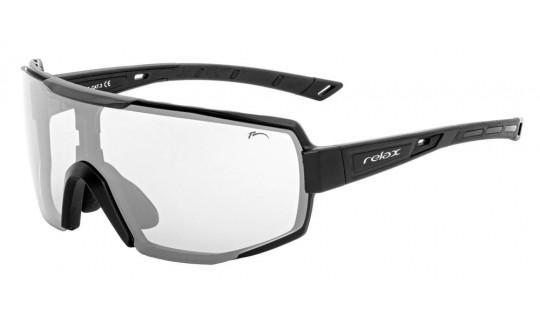 Очки Relax Club R5413E черный с линзой Grey (Cat.2)