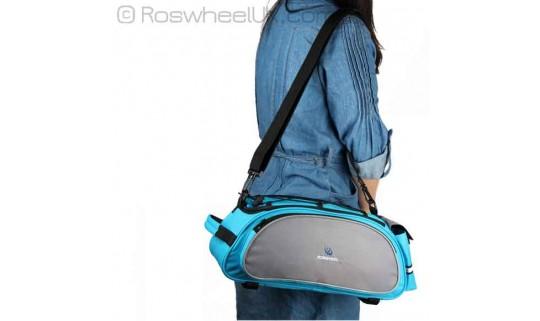 Сумка на багажник Roswheel 14541-B, голубой
