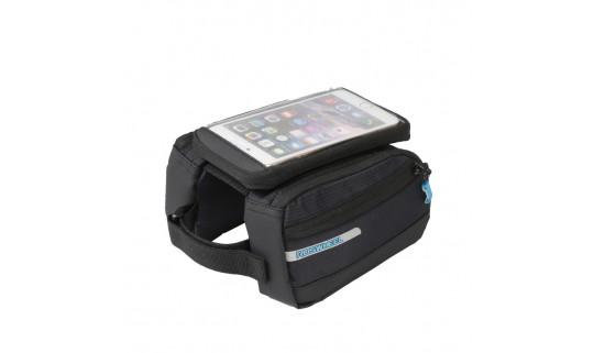 Сумка на раму под смартфон Roswheel LOHAS 121273-A черный
