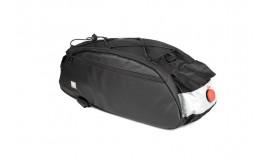 Сумка на багажник Sahoo Roswheel 142003 с мигалкой