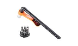 Ключ динамометрический SuperB TB-TW15 3-10Nm с набором бит