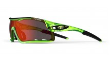 Очки Tifosi Davos Crystal Neon Green с линзами Clarion Red / AC Red / Clear