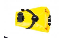 Сумка подседельная влагоотталкивающая Vincita B030WP-М жёлтый