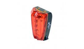 Мигалка X17 Flash Flash Laser 3.1R 1UltraBrihgtLED, + 2LaserLED