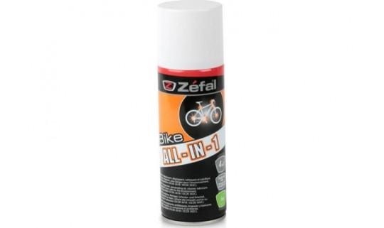 Масло-спрей Zefal All-In-1 (9750) очиститель+смазка, 4 в 1, 150мл