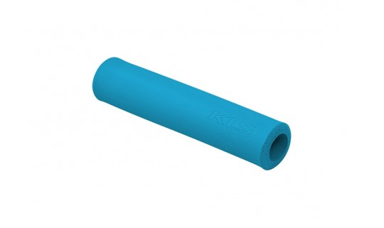 Ручки руля KLS Silica голубой