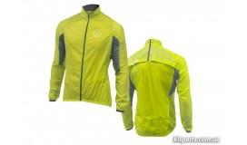 Велокуртка KLS Windpack зеленый