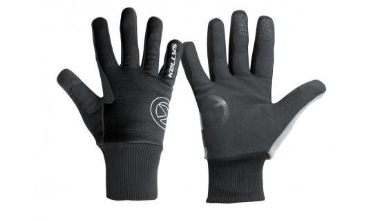 Перчатки зимние Kellys Frosty до -10°C черный