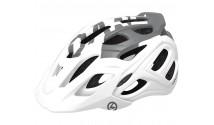 Шлем KLS Dare 18 матовый белый/серый