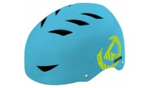 Шлем KLS Jumper Mini голубой XS/S (51-54 см)
