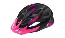 Шлем KLS Jester черный/розовый