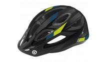 Шлем KLS Jester черный/зеленый