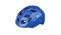 Шлем детский KLS ZIGZAG синий