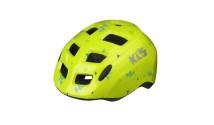 Шлем детский KLS ZIGZAG лайм XS (45-50 см)