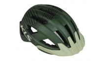 Шлем KLS DAZE 2020 зелёный/милитари