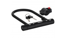 Велозамок U-образный KLS Arrest U-Lock 12x105x200 мм