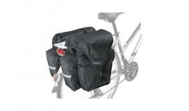 Сумка на багажник KLS Adventure 40 (объем 40 л) черный