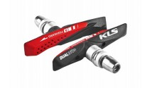 Колодки тормозные KLS Dualstop V-02 для V-Brake