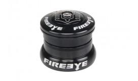 Рулевая колонка FireEye IRIS-A15 49.6/49.6мм полуинтегрированная промподшипник черный