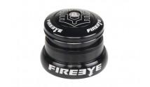 Рулевая колонка FireEye IRIS-B15 44 / 49.6мм полуинтегрированная промподшипник черный