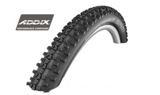 Покришка Schwalbe Smart Sam Performance 28˝x1.60˝ - 700x40C (42-622) B / B-SK Addix