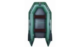 Моторная надувная лодка Ладья ЛТ-270МВ со сланью-книжкой