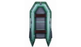 Моторная надувная лодка Ладья ЛТ-290МВ со сланью-книжкой