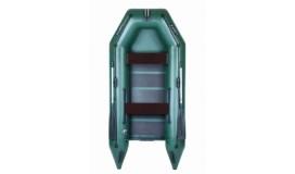 Моторная надувная лодка Ладья ЛТ-290МЕ с подвижным сиденьем