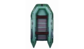 Моторная надувная лодка Ладья ЛТ-310МЕ с подвижным сиденьем