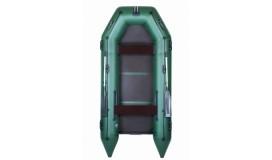 Моторная надувная лодка Ладья ЛТ-330МВЕ со сланью-книжкой и передвижным сиденьем