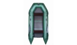Моторная надувная лодка Ладья ЛТ-330МВ со сланью-книжкой