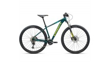 Велосипед Orbea 27 MX30 21 Ocean - Yellow