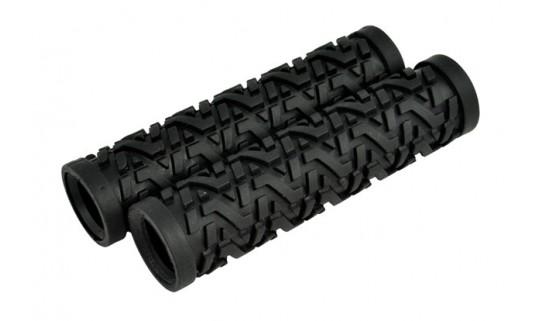 Ручки руля Longus ZIK черные для велосипеда